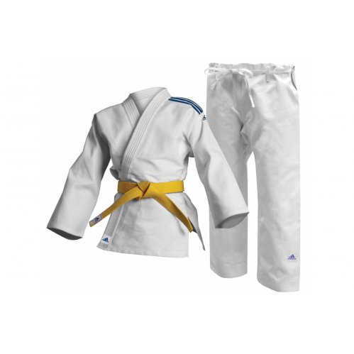 Adidas Club Judo Uniform - White 350g