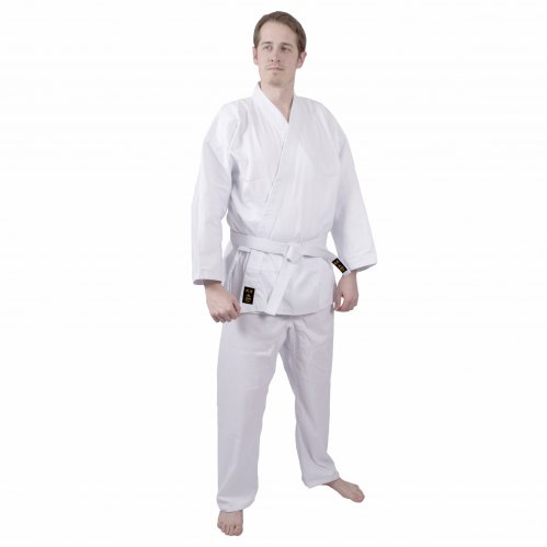 SHIDO White Karate Gi - 7oz