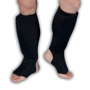 Elasticated Shin/Instep
