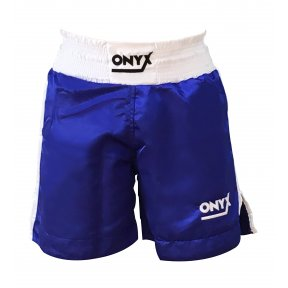 Onyx - Boxing Shorts Blue