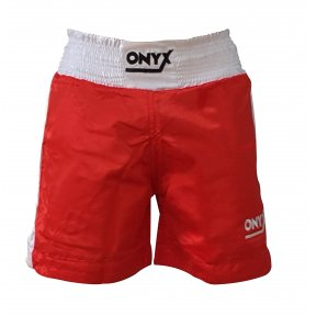 Onyx - Boxing Shorts Red