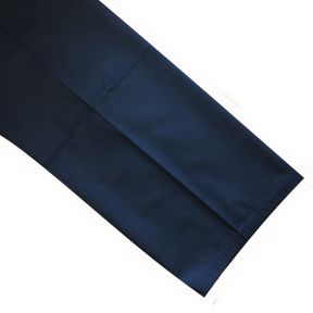 Black Polycotton Trousers