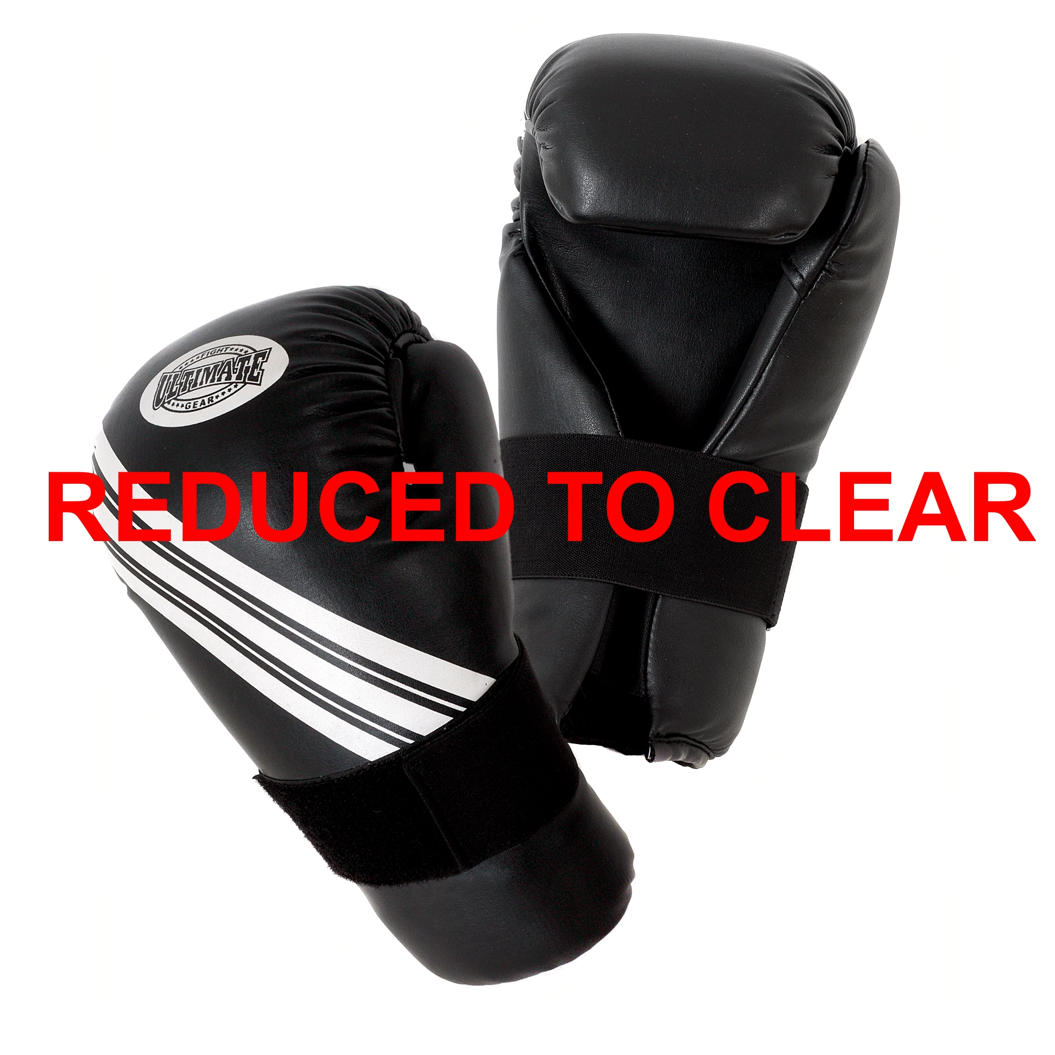 Ultimate Pro Black Ltd Edition Gloves